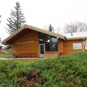 The Doc Culleton Interpretive Center Building is our main gallery