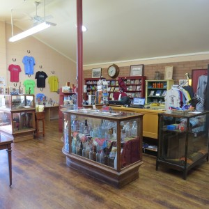 The Doc Culleton Interpretive Center store