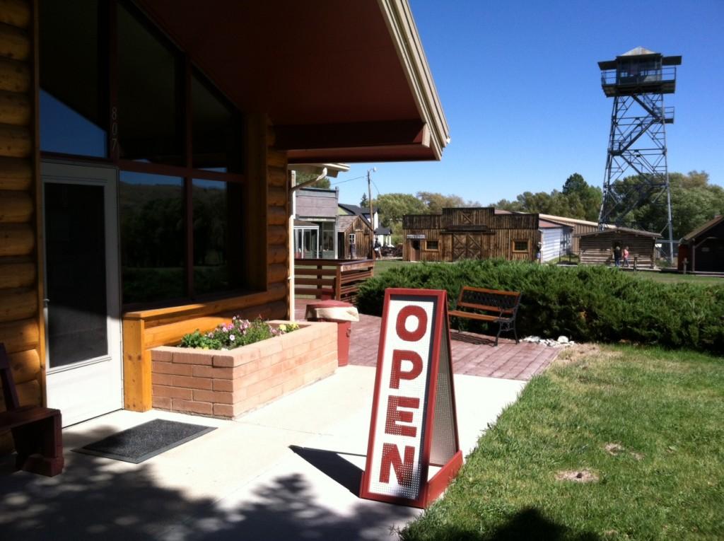 Doc Culleton Interpretive Center Building photo